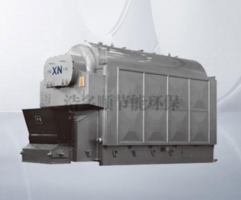 DZL快装式燃煤蒸汽/热水锅炉