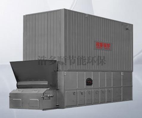 YLW卧式燃煤有机热载体锅炉